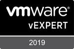 VMware vExpert 2019 - Badge