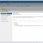 vSphere Client - working again