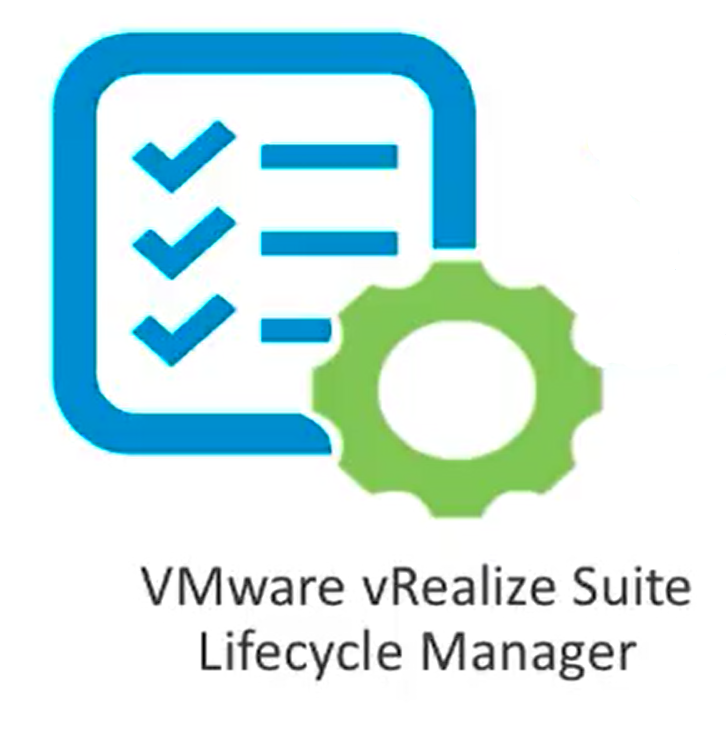 VMware vRealize Suite Lifecycle Manager - Visio Icon