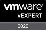VMware vExpert 2020 - Badge